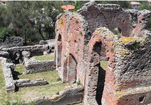 Scavi archeologici etruschi in Toscana