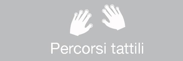 Organizzazione percorsi tattili in Toscana anche in Russo
