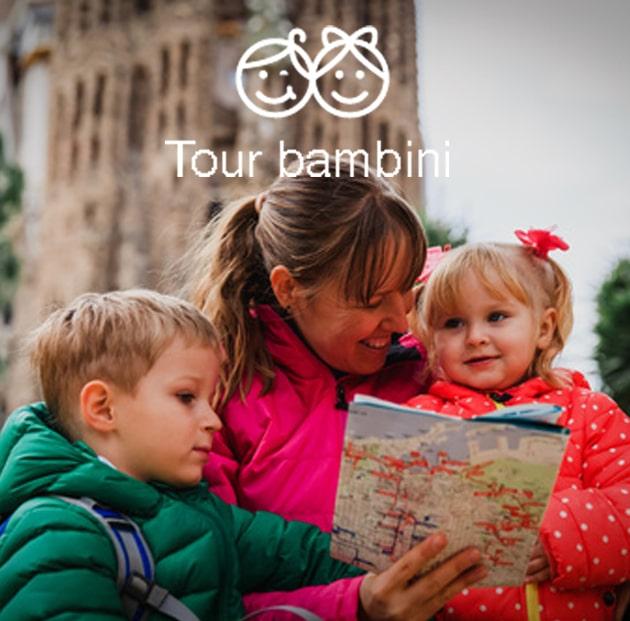 Tour per bambini in Toscana