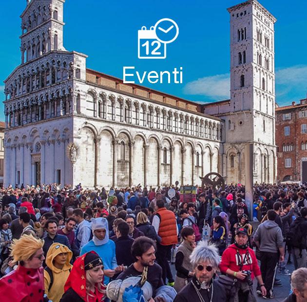 Gli eventi in Toscana con una guida russa