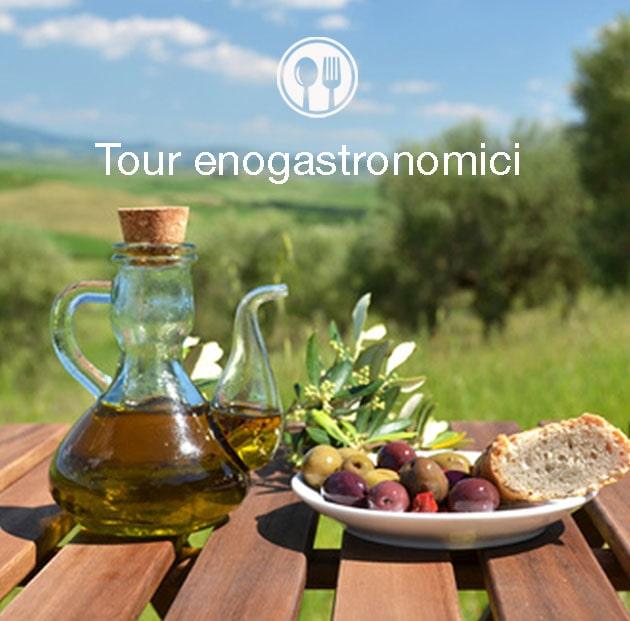 Tour enogastronomici